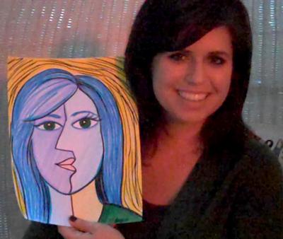 Cubist Portriats NYC